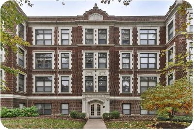 St Louis Condo/Townhouse For Sale: 5636 Waterman #36