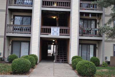 St Charles County Condo/Townhouse For Sale: 1433 Summergate Parkway #P