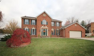 O'Fallon IL Single Family Home Pending: $260,000