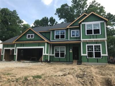 Kirkwood New Construction For Sale: 536 Dougherty Ferry Road