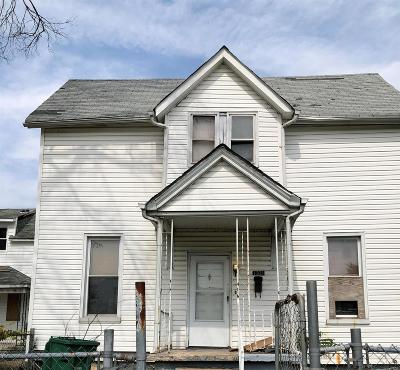 East St Louis IL Single Family Home For Sale: $10,000