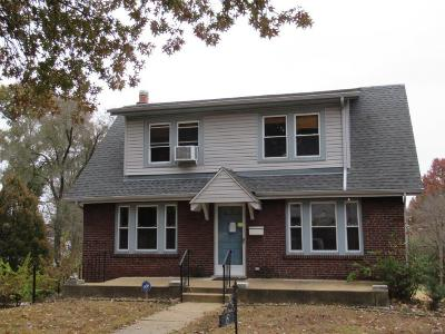 St Louis MO Single Family Home For Sale: $82,666