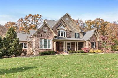 Single Family Home For Sale: 12765 Zacharys Ridge