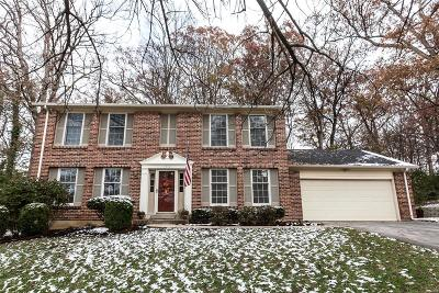 Ballwin Single Family Home For Sale: 194 Spring Oaks Drive