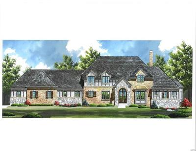 St Louis New Construction For Sale: 12941 Taunton Court