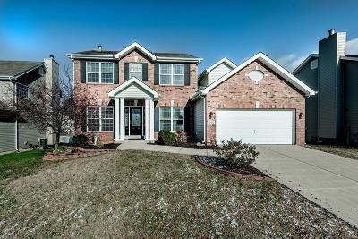 O'Fallon Single Family Home For Sale: 955 Daffodil Ridge Drive