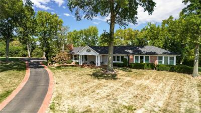 St Louis County Single Family Home For Sale: 1 Denny Lane
