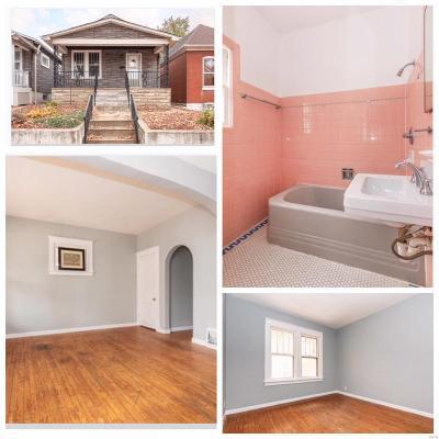 St Louis Single Family Home For Sale: 4223 Osceola Street