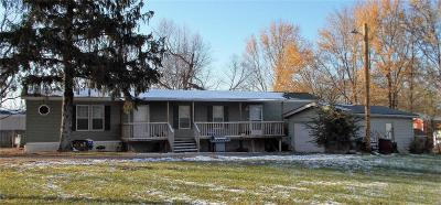 Monroe City, Paris, Perry, Stoutsville, Center, New London, Vandalia Single Family Home For Sale: 56514 Kingsville Lane
