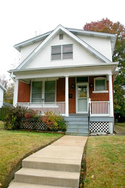 St Louis Single Family Home Coming Soon: 6802 Arthur Avenue