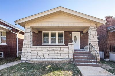St Louis City County Single Family Home For Sale: 4704 Newport Avenue