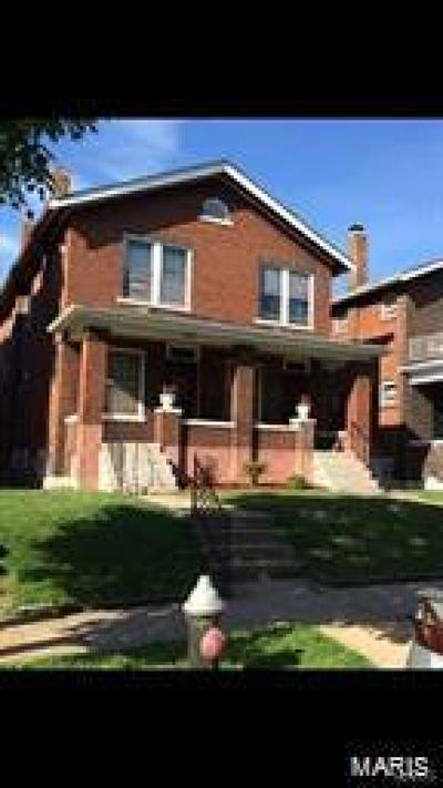 St Louis City County Multi Family Home For Sale: 5131 Northland Avenue
