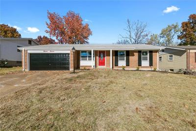 Single Family Home For Sale: 1511 Saint Ives Drive