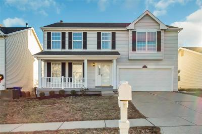 Wildwood Single Family Home For Sale: 16822 Hickory Trails
