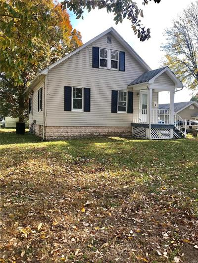 Moro, Bethalto Single Family Home For Sale: 335 Spencer