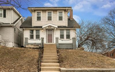 Single Family Home Active Under Contract: 7501 Devonshire Avenue