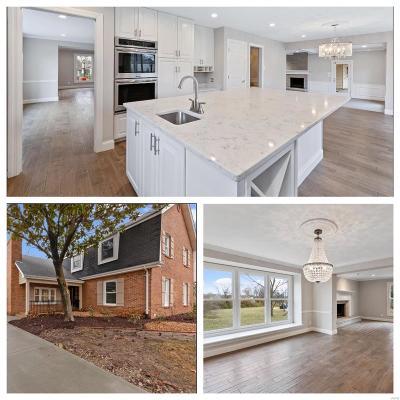 St Louis Single Family Home For Sale: 11994 Sackston Ridge Drive