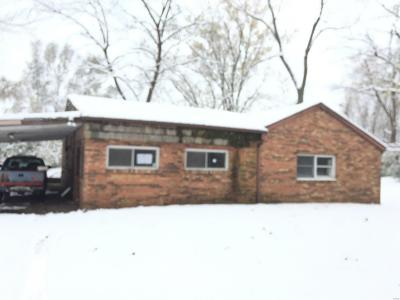 Cahokia IL Single Family Home For Sale: $9,728