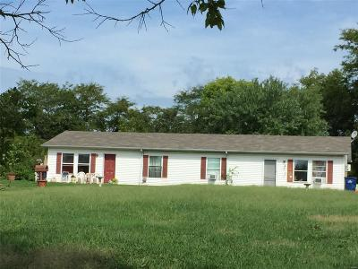 Franklin County Multi Family Home For Sale: 1471 Old Highway 50 East