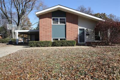 Edwardsville Single Family Home For Sale: 464 Buena Vista Street