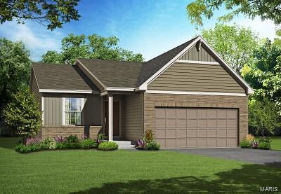 Lake St Louis Condo/Townhouse For Sale: 158 Noahs Mill Drive