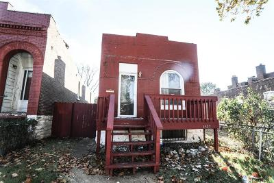 St Louis City County Single Family Home For Sale: 4322 Arco Avenue