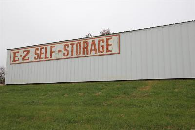 Jefferson County, Madison County, St Francois County Commercial For Sale: 1602 West Liberty Street