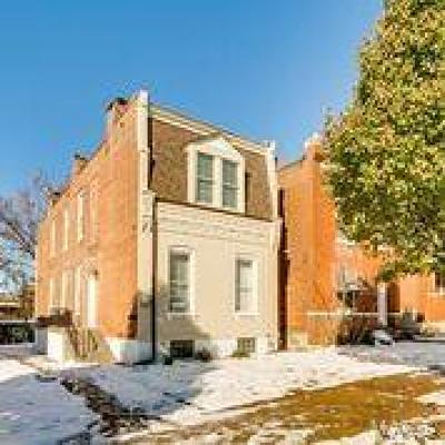 St Louis City County Single Family Home For Sale: 3329 Minnesota Avenue