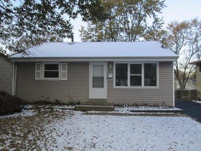 St Louis Single Family Home For Sale: 3227 West Tennyson Avenue