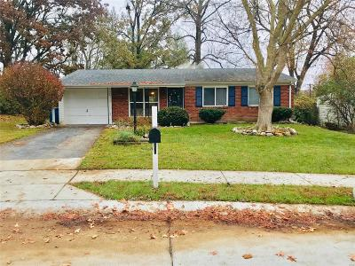 Maryland Heights Single Family Home For Sale: 3040 Donnycave Lane