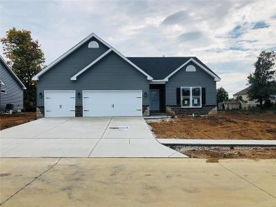 Wentzville Single Family Home For Sale: 959 Mule Creek Drive