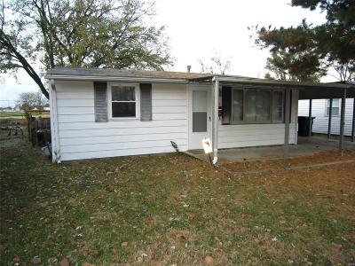 St Clair County Single Family Home For Sale: 215 St. Christopher Lane
