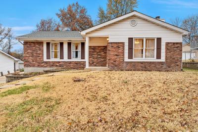 Bridgeton Single Family Home For Sale: 3651 Falcon