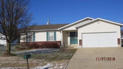 Troy Single Family Home For Sale: 327 Trojan Circle
