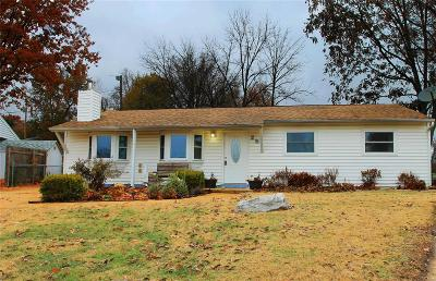 Maryland Heights Single Family Home For Sale: 25 Jane Court