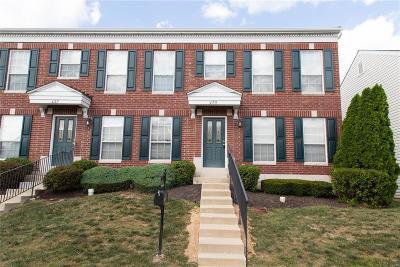 Ellisville Condo/Townhouse For Sale: 435 Parkview Place