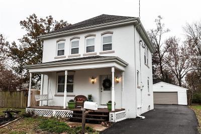 Valley Park Single Family Home For Sale: 529 Leonard Ave