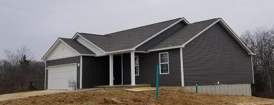 Warrenton Single Family Home For Sale: Grace @ Villages Of Warrior