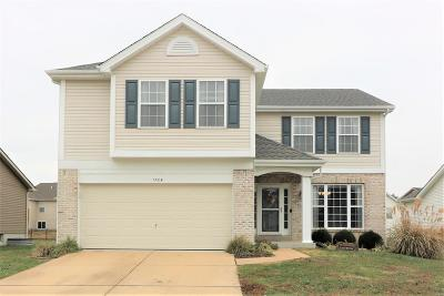 Franklin County Single Family Home Contingent No Kickout: 1729 Westlake Circle