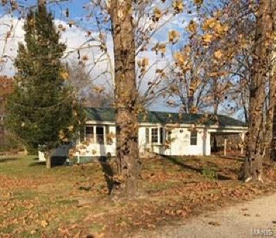 Madison County Single Family Home Active Under Contract: 1011 Madison 9225