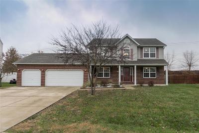 O'Fallon Single Family Home For Sale: 1117 River Birch