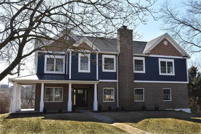 St Louis Single Family Home For Sale: 9556 Park