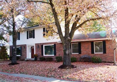 Single Family Home For Sale: 1000 Lancaster Drive