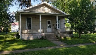 Canton Single Family Home For Sale: 605 South 4th Street