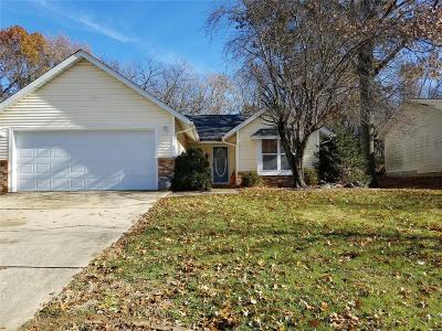 Maryville Single Family Home Contingent No Kickout: 1212 Jacquelyn Court