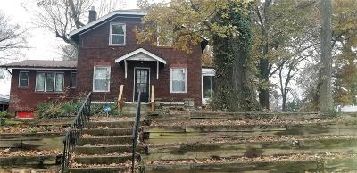 Single Family Home For Sale: 8012 Madison Avenue