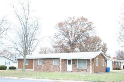 Moro, Bethalto Single Family Home For Sale: 1002 Kansas