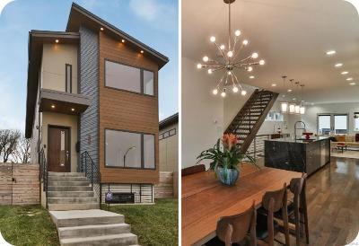 St Louis City County Single Family Home For Sale: 4415 Vista Avenue