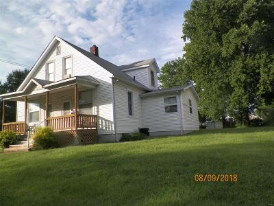 Belleville Multi Family Home For Sale: 4829 Walter Drive