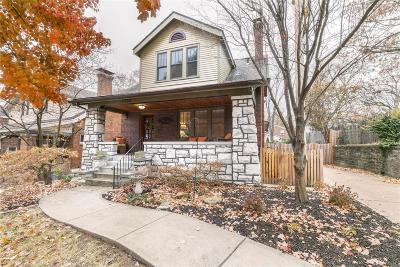 Single Family Home Contingent No Kickout: 7730 Lile Avenue